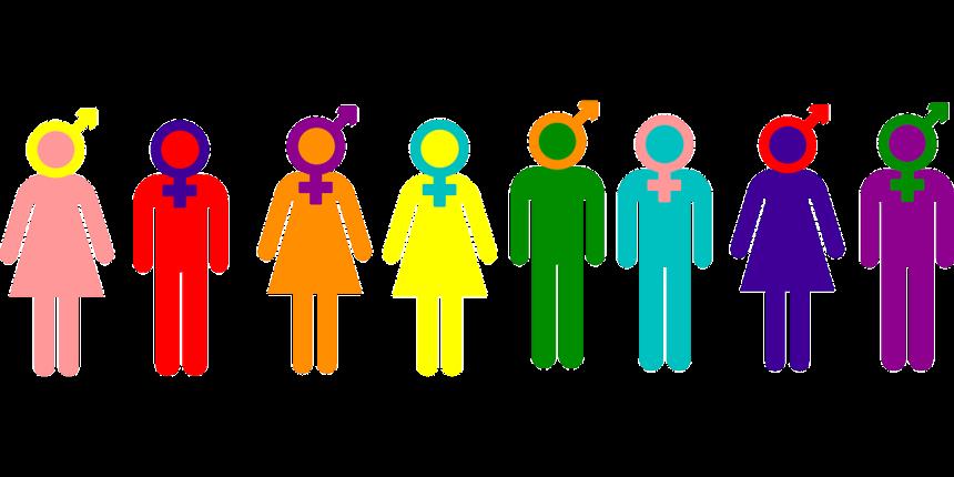 gender colro